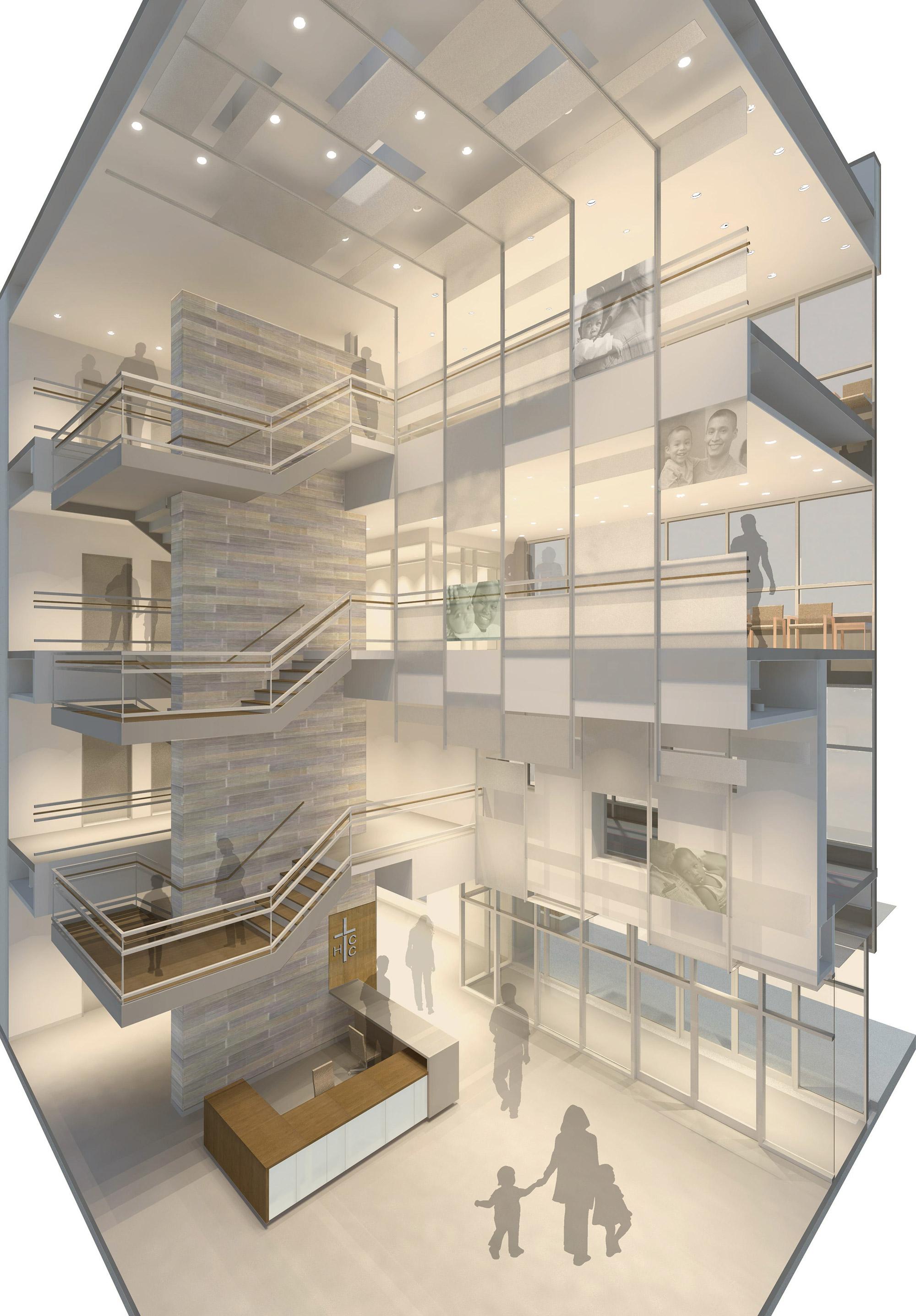 LCHC—3748-W-Ogden_Atrium-Section-Perspective