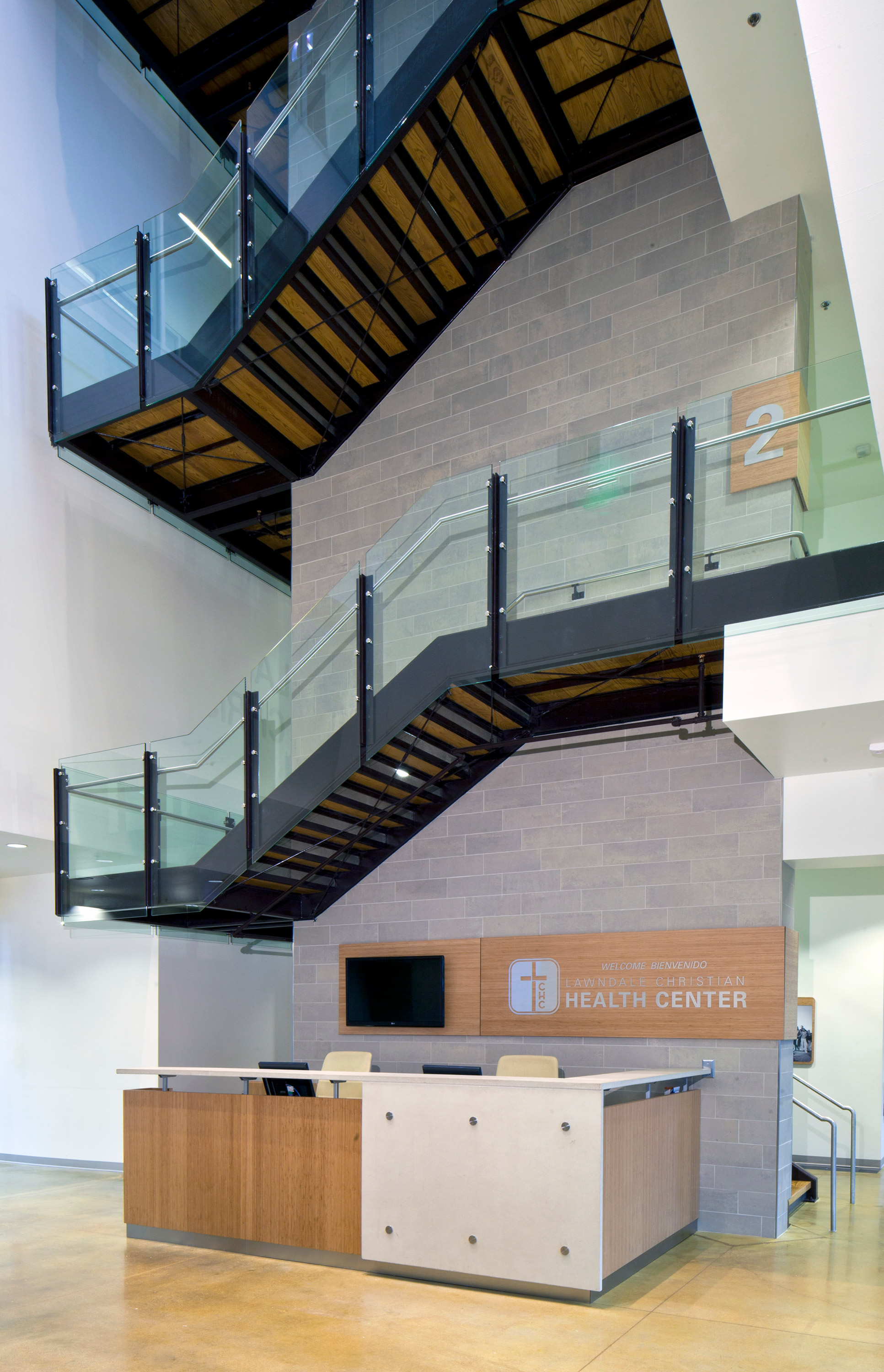 Lawndale Christian Health Center Mkb Architects