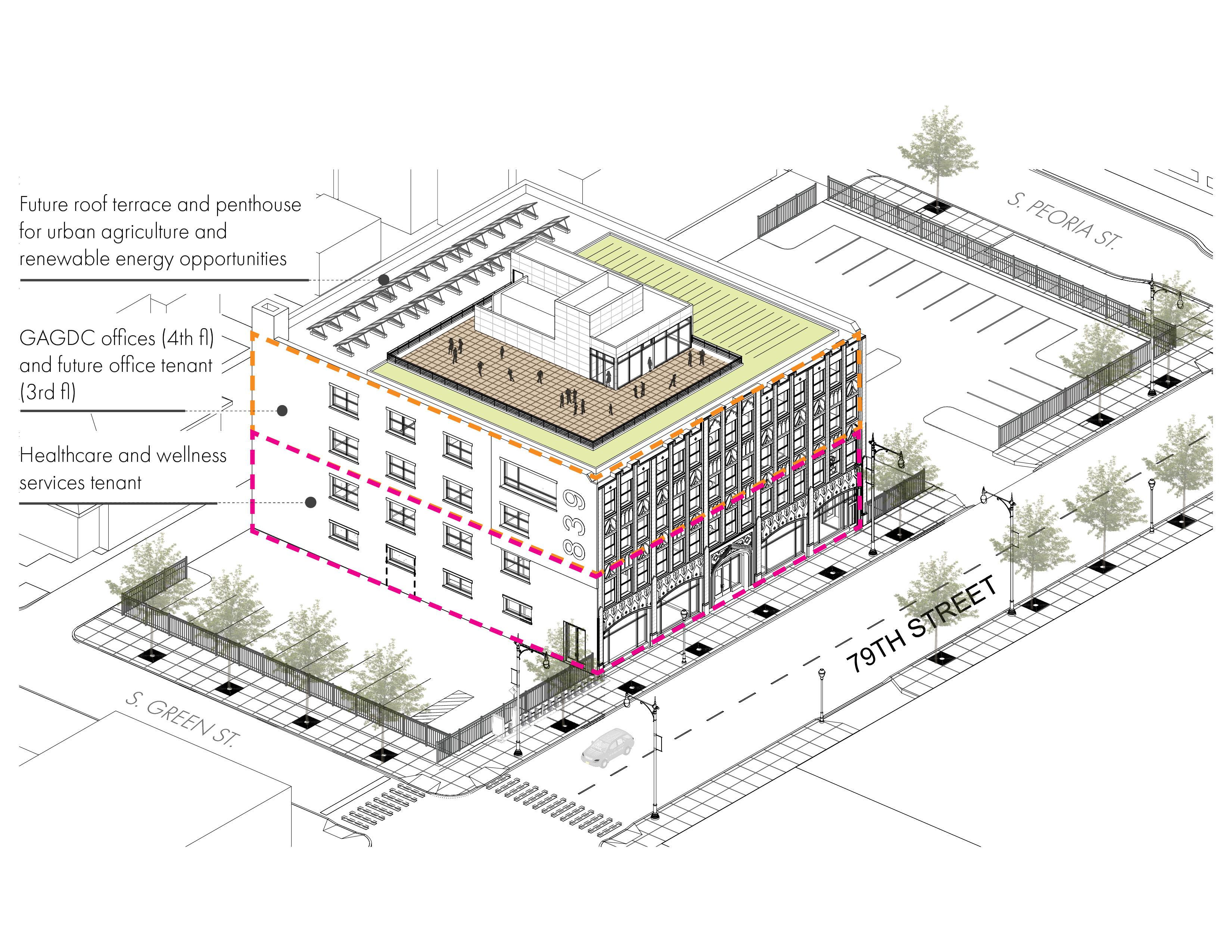 MKB Architects_AG Healthy Lifestyle Hub_aerial